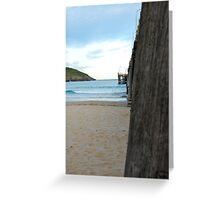 Coffs Harbour Jetty Greeting Card