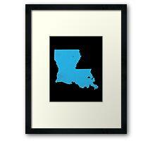 Louisiana Framed Print