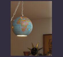 Crafty globe hanging lamp Unisex T-Shirt