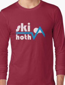 Ski Hoth Long Sleeve T-Shirt