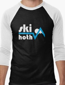Ski Hoth Men's Baseball ¾ T-Shirt