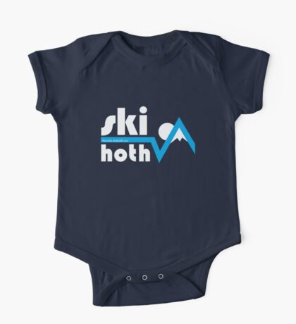 Ski Hoth One Piece - Short Sleeve