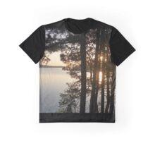Lake View Graphic T-Shirt