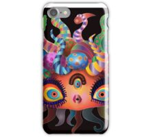 Trippy Baby iPhone Case/Skin