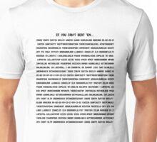 Cheat Codes Unisex T-Shirt