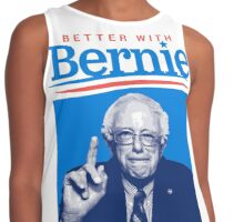 Better With Bernie Contrast Tank