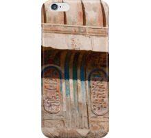 Egypt Kom Ombo paints iPhone Case/Skin