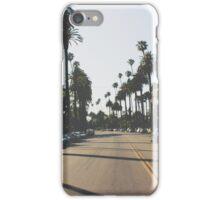 California Streets iPhone Case/Skin
