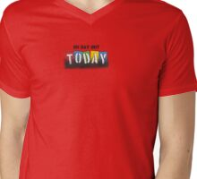 No Day But Today - RENT Mens V-Neck T-Shirt
