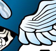Macross Delta Grim Reaper Sticker