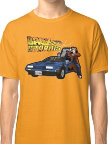 Doctor Who Back The Future Classic T-Shirt