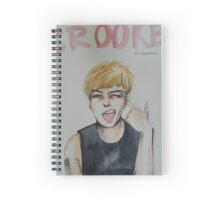 Crooked G-Dragon Spiral Notebook