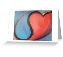 Abstract 11 Greeting Card