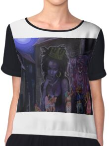 History Lessons 4 Girls- Lauryn Hill Chiffon Top