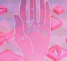 """Porter Robinson - """"Worlds"""" Sticker"""