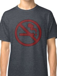 No smoking ~ Adventure Time Classic T-Shirt