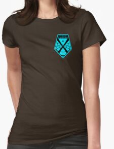 XCOM - Vigilo Confido Womens Fitted T-Shirt