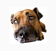 Puppy Dog Vector Portrait Unisex T-Shirt