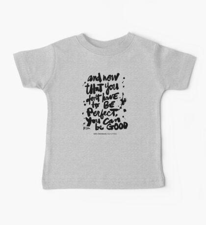 Be Good : Light Baby Tee