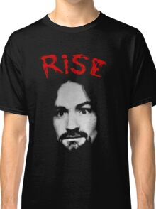 Charles Manson - Rise Classic T-Shirt
