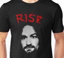 Charles Manson - Rise Unisex T-Shirt
