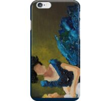 Death and the Maiden IV - Detail iPhone Case/Skin