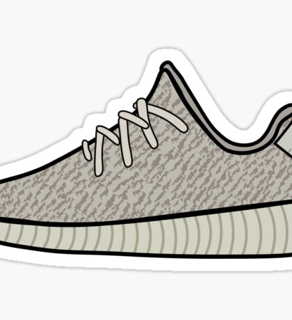 Yeezy Boost 350 Moonrock Sticker