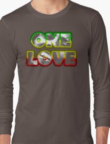One Love Long Sleeve T-Shirt