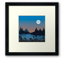 My Nature Collection No. 13 Framed Print