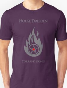 House Dresden - Stars and Stones Unisex T-Shirt