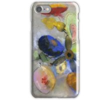 Odilon Redon - Flowers. Odilon Redon - still life with flowers. iPhone Case/Skin