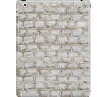 Brick blocks iPad Case/Skin