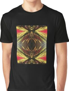 Abstract Fury Graphic T-Shirt