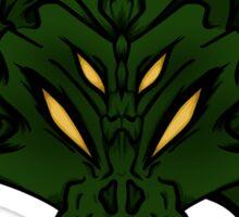 Demon Skull - Pestilence Sticker