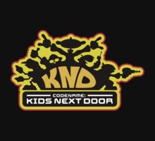 Codename: Kids Next Door One Piece - Short Sleeve