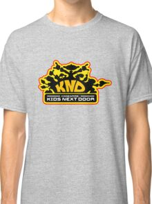 Codename: Kids Next Door Classic T-Shirt