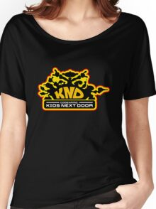 Codename: Kids Next Door Women's Relaxed Fit T-Shirt