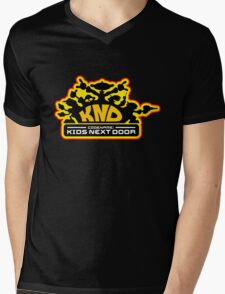 Codename: Kids Next Door Mens V-Neck T-Shirt