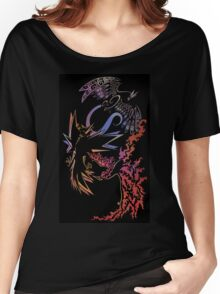 Legendary Trio - The Wheel of Fortune Women's Relaxed Fit T-Shirt