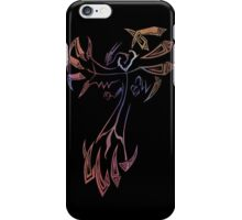 Yveltal - Death iPhone Case/Skin