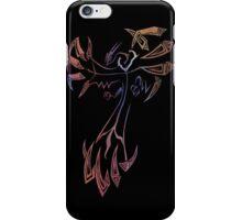 Yveltal - Death iPhone Case/Skin