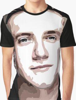 Irish Vector portrait Graphic T-Shirt