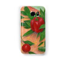 still life with pepper Samsung Galaxy Case/Skin
