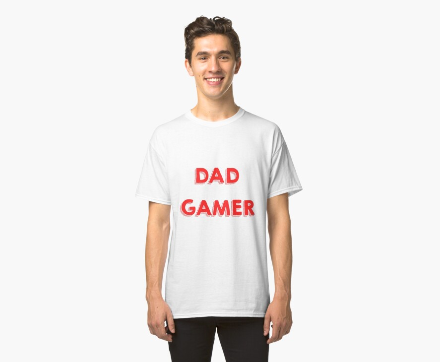 Dad Gamer by anaztasya