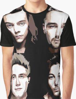 group vector portrait Graphic T-Shirt