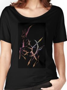 Arceus - The World Women's Relaxed Fit T-Shirt