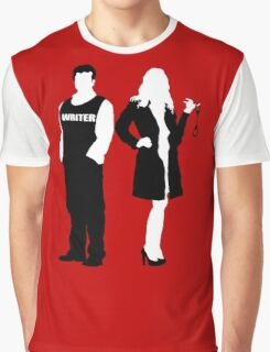 Castle& Beckett Graphic T-Shirt
