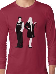 Castle& Beckett Long Sleeve T-Shirt