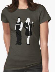 Castle& Beckett Womens Fitted T-Shirt