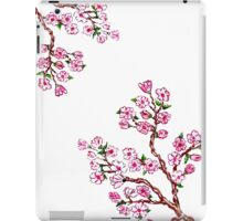Sakura Branch Painting 4 iPad Case/Skin